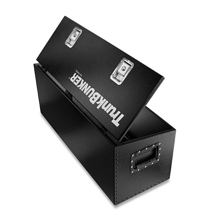 Trunkbunker The 1 Trunk Safe On The Market Safety And